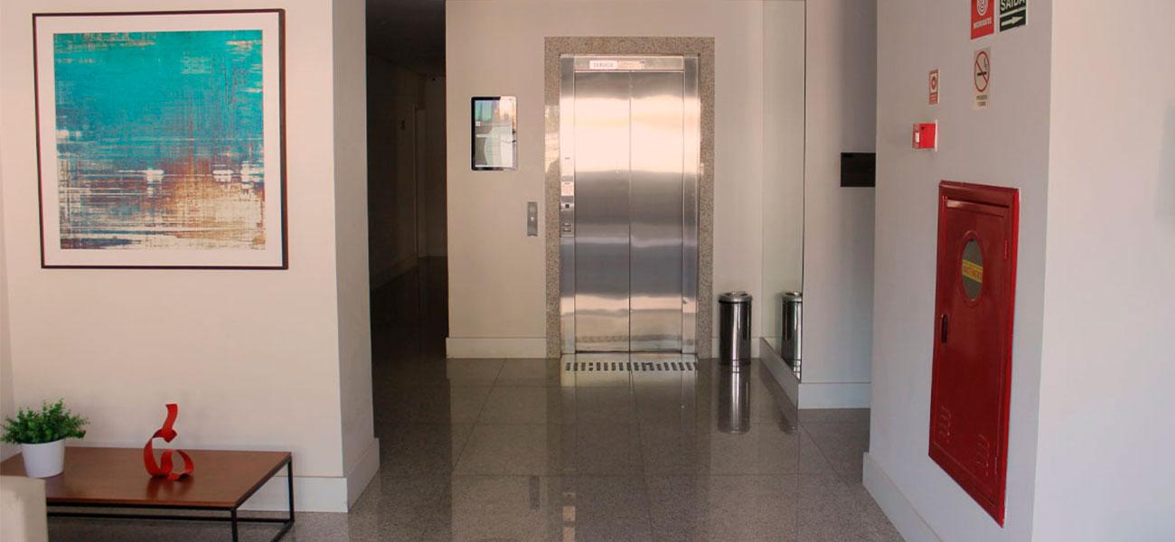 Hall-elevador